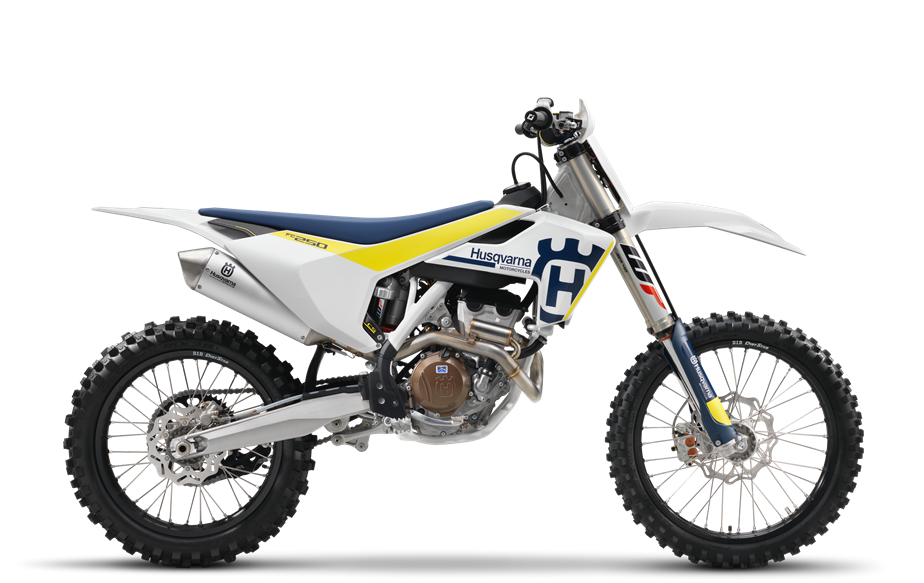 Husqvarna FC 250, Modelljahr 2017