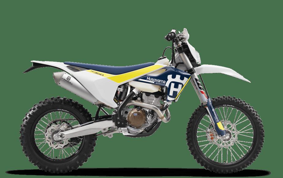 Husqvarna FE 350, Modelljahr 2017