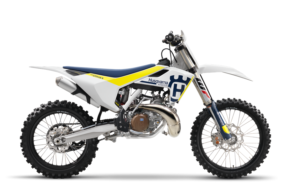 Husqvarna TC 250, Modelljahr 2017