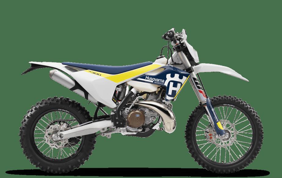 Husqvarna TE 300, Modelljahr 2017