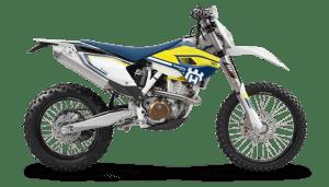 Husqvarna FE 350, Modelljahr 2016