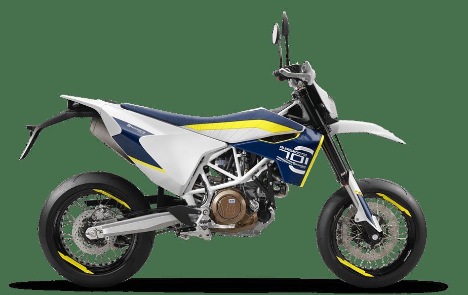 Husqvarna 701 Supermoto 2016