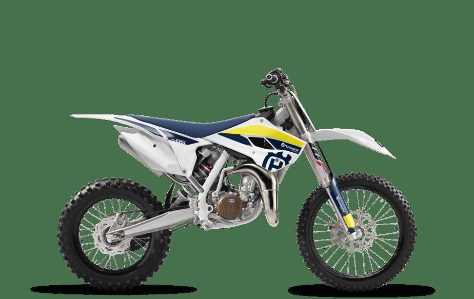 Husqvarna TC 85 17/14, Modelljahr 2017