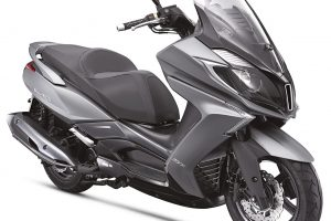 Kymco Downtown 350i ABS silber