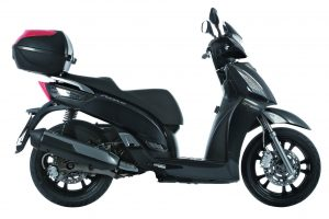 Kymco People GT 300i ABS schwarz