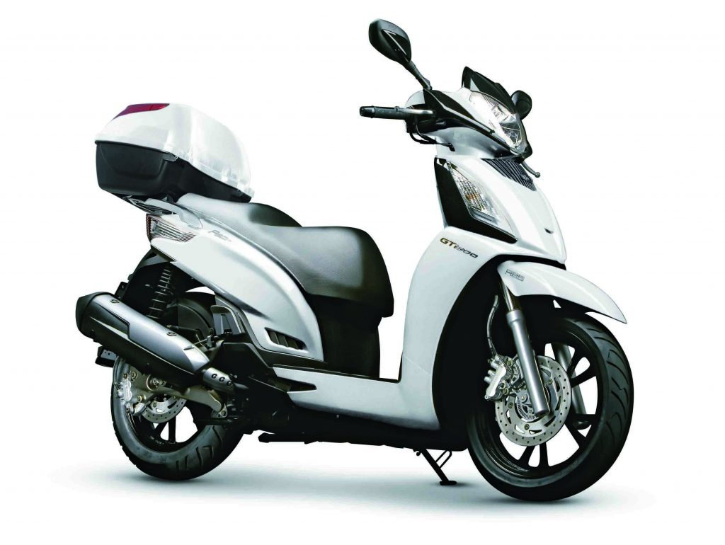 Kymco People GT 300i ABS  weiss