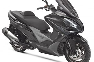 Kymco X-Citing 400i ABS schwarz