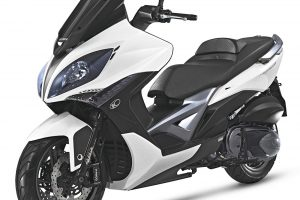 Kymco X-Citing 400i ABS weiss