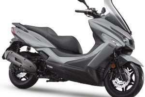Kymco X-Town 300i ABS Euro4 silber