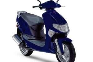 Kymco Vitality 50 blau
