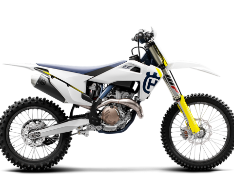 Husqvarna FC 350   Modelljahr 2019