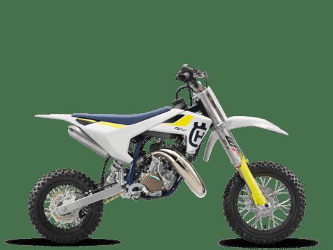 Husqvarna TC 50   Modelljahr 2019