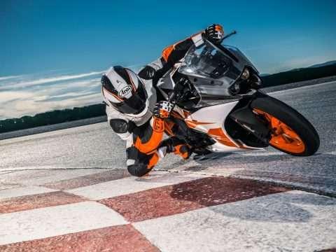 KTM Modellübersicht: Supersport