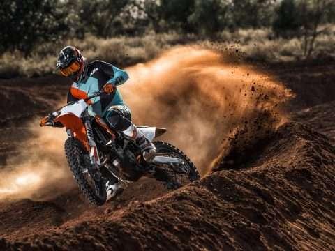 KTM Modellübersicht: Motocross