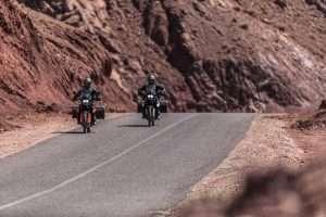 KTM Modellübersicht: Travel