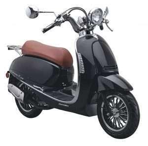 Speedex Cubana II 50i EURO4 schwarz