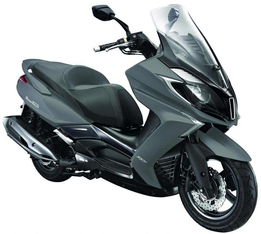 Kymco New Downtown 350i ABS E4