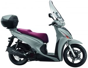 Kymco New People S 125i ABS E4