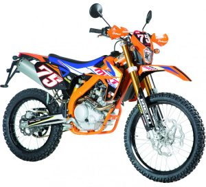 Marathon Replica Cross 125/Liquid Cooled Orange