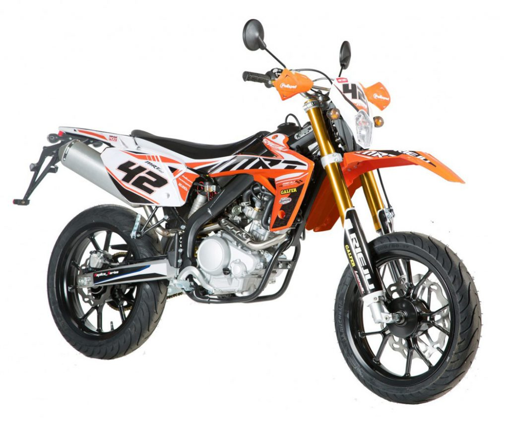 Marathon Replica Supermoto 125/Liquid Cooled