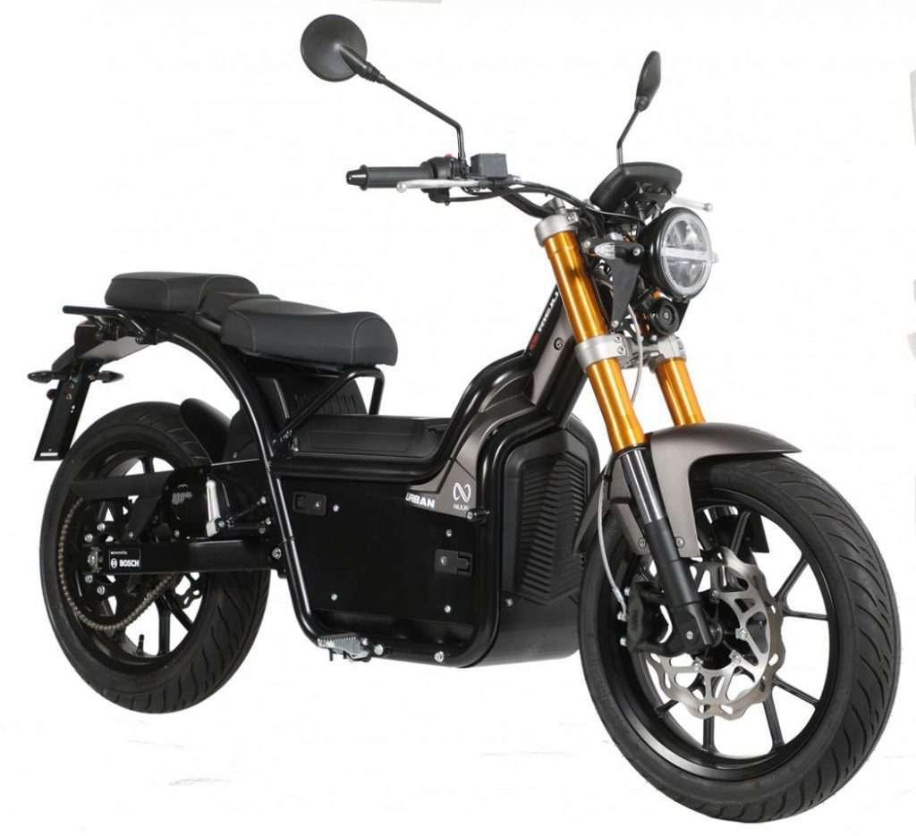 Nuuk E-Motorrad