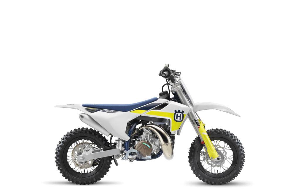 Husqvarna TC 50 Mini | 2021