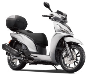 Kymco New People S 300i ABS E4 Silber