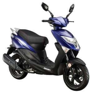 Speedex START 50i E4 4T matt blau