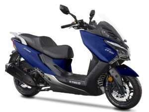 Kymco X-TOWN CITY 300i ABS E4 blau metallic